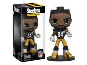 Funko NFL Wobblers Antonio Brown Bobble Head Figure