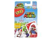 Uno Super Mario The Card Game