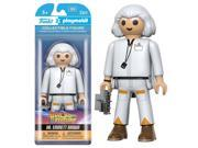 Funko Playmobil Back To The Future Doc Brown Action Figure 9SIA88C57R0986
