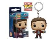 Funko Guardians Of The Galaxy 2 Pocket POP Star-Lord Keychain Figure 9SIAADG5HW7712