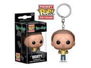 Funko Rick And Morty Pocket POP Morty Vinyl Figure Keychain 9SIA7PX5M34551
