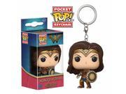 Funko Wonder Woman Pocket POP Wonder Woman Vinyl Figure Keychain 9SIA7PX5MC1263