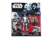 Star Wars Force Awakens Phasma Finn Action Figure Set 9SIA88C5KZ3311