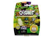 Ooshies Teenage Mutant Ninja Turtles Series 1 Leo 4 Figure Set 9SIA88C5N04996