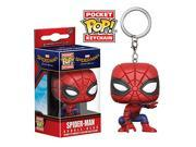 Funko Spider-Man Homecoming Pocket POP Spider-Man Figure Keychain 9SIAADG5UC6832