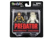 Minimates Predator Series 2 Rescue Dutch Cloaked Predator Figure Set 9SIA88C5RG0865