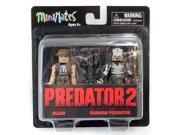 Minimates Predator Series 2 Blain Shaman Predator Figure Set 9SIA88C5RG0868