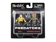Minimates Predator Series 2 Royce Berserker Predator Figure Set 9SIA88C5RG0869