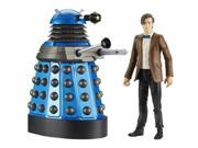 Doctor Who Eleventh Doctor With Dalek Strategist Action figure 9SIAD245E07320
