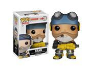 Evolve Hank Pop! Vinyl Figure 9SIA0192WH4984