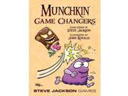 Munchkin Game Changers Card Game