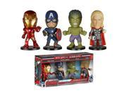 Avengers Age of Ultron Mini Wacky Wobbler 4-Pack 9SIA0196NZ0807