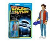 Back to the Future Marty McFly ReAction Figure by Funko 9SIA01920H7435
