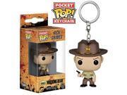 The Walking Dead Rick Grimes Pop! Vinyl Figure Key Chain 9SIA7PX4N29405
