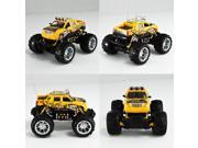 RC Radio Control Racing Off Road 1/16 Truck Remote Full Function Car Toy Yellow