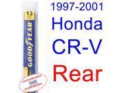 1997-2001 Honda CR-V Wiper Blade (Rear) (1998,1999,2000)