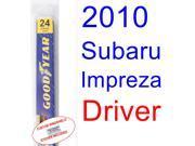2010 Subaru Impreza WRX STI Special Edition Wiper Blade (Driver) 9SIA89T32K8487
