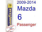 2009-2014 Mazda 6 Wiper Blade (Passenger) (2010,2011,2012,2013) 9SIA89T32K8375