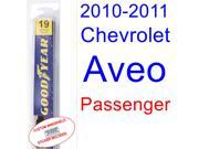 2010-2011 Chevrolet Aveo Wiper Blade (Passenger)