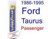 1986-1995 Ford Taurus Wiper Blade (Passenger) (1987,1988,1989,1990,1991,1992,1993,1994) 9SIA89T32M0505