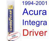 1994-2001 Acura Integra Wiper Blade (Driver) (1995,1996,1997,1998,1999,2000)