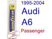 1995-2004 Audi A6 Wiper Blade (Passenger) (1996,1997,1998,1999,2000,2001,2002,2003) 9SIA89T3111707