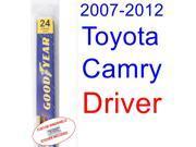 2007-2012 Toyota Camry Wiper Blade (Driver) (2008,2009,2010,2011)