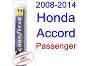 2008-2014 Honda Accord Wiper Blade (Passenger) (2009,2010,2011,2012,2013)