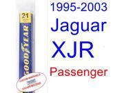 1995-2003 Jaguar XJR Wiper Blade (Passenger) (1996,1997,1998,1999,2000,2001,2002) 9SIA89T30Z3305
