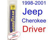 1998-2001 Jeep Cherokee Wiper Blade (Driver) (1999,2000)