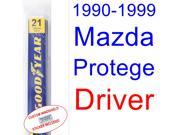 1990-1999 Mazda Protege Wiper Blade (Driver) (1991,1992,1993,1994,1995,1996,1997,1998) 9SIA89T30Z1398