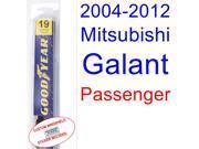 2004-2012 Mitsubishi Galant Wiper Blade (Passenger) (2005,2006,2007,2008,2009,2010,2011) 9SIA89T3111060