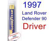 1997 Land Rover Defender 90 Wiper Blade (Driver)