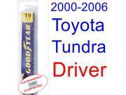 2000-2006 Toyota Tundra Wiper Blade (Driver) (2001,2002,2003,2004,2005)