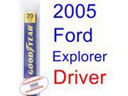 2005 Ford Explorer Wiper Blade (Driver)