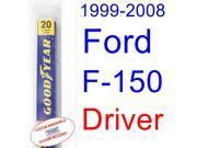 1999-2008 Ford F-150 Wiper Blade (Driver) (2000,2001,2002,2003,2004,2005,2006,2007) 9SIA89T30Z0766
