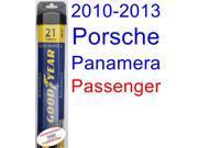 2010-2013 Porsche Panamera Wiper Blade (Passenger) (Goodyear Wiper Blades-Assurance) (2011,2012)