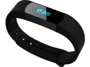Nuband Evolve Multi-Sport Activity and Sleep Tracker Fitness Band - Black