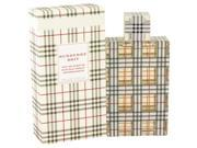 Burberry Brit by Burberry EDP Spray 3.4 oz Women