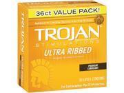 Trojan Ultra Ribbed, 36c 9SIA8AF4NA8387