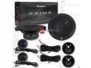 ROCKFORD FOSGATE 6.5-INCH 2-WAY CAR AUDIO COMPONENT SPEAKER SYSTEM 6-1/2""