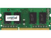 Crucial 2GB DDR3 1600 MHz PC3-12800 204 Pin Laptop RAM Sodimm Notebook Memory