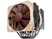 Noctua NH-D14 Ultra Quiet Dual-Fan CPU Heatsink Cooler Cooling System with fans