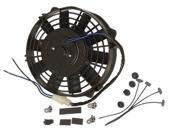 "Electric 9"" straight blade reversible cooling radiator fan 12 volt 800cfm"
