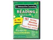 Interactive Learning Software: Reading Fiction And Nonfiction, Grade 1 By: Teacher Created Resources