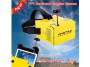 FPVSTYL FPV Cardboad Goggles Video Glasses Goggles Glasses Cardboad for DJI Phantom RC Drone Quadcopter Camera