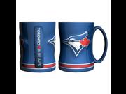 Toronto Blue Jays Sculpted Relief 14 oz Mug 9SIA8DR5G10288