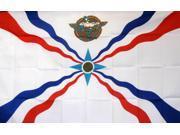 Assyria 3' x 5' Flag 9SIA8DR55E6366