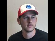 Ash Ketchum Blue Logo Baseball Cap 9SIA8DR5RD1311