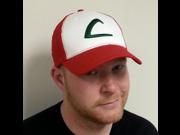 """Ash Ketchum """"""""L"""""""" Baseball Cap"""" 9SIA8DR5R94949"""